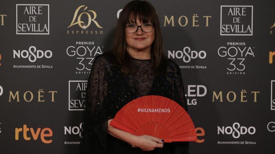 Isabel Coixet en los Goya 2019