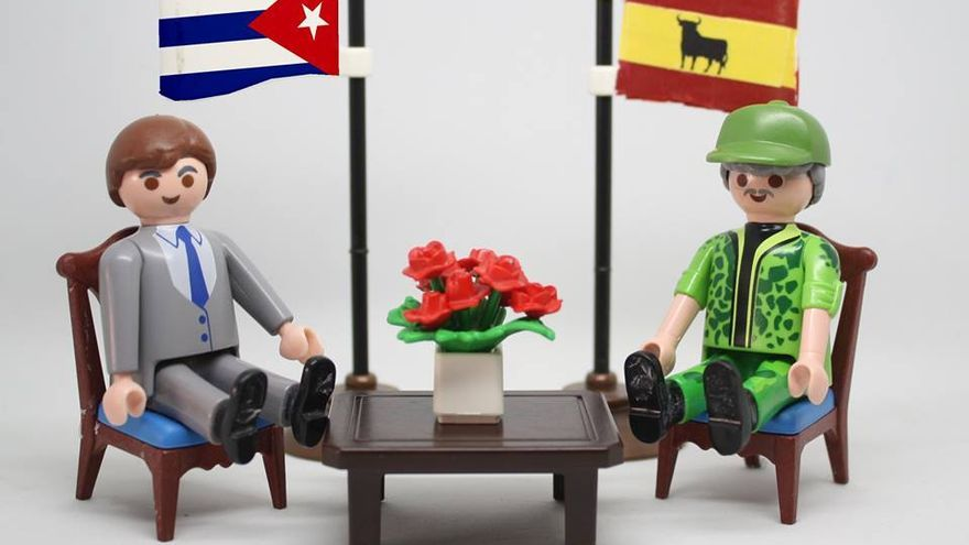 I love Castro & Zapatero