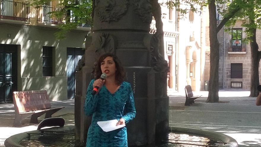 """Laura Pérez pide que las primarias de Podemos sea """"un proceso limpio"""" que """"no repita los errores de Vistalegre II"""""""