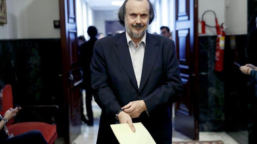 En Marea pide que Cospedal explique en el Congreso el ataque de EEUU a Siria