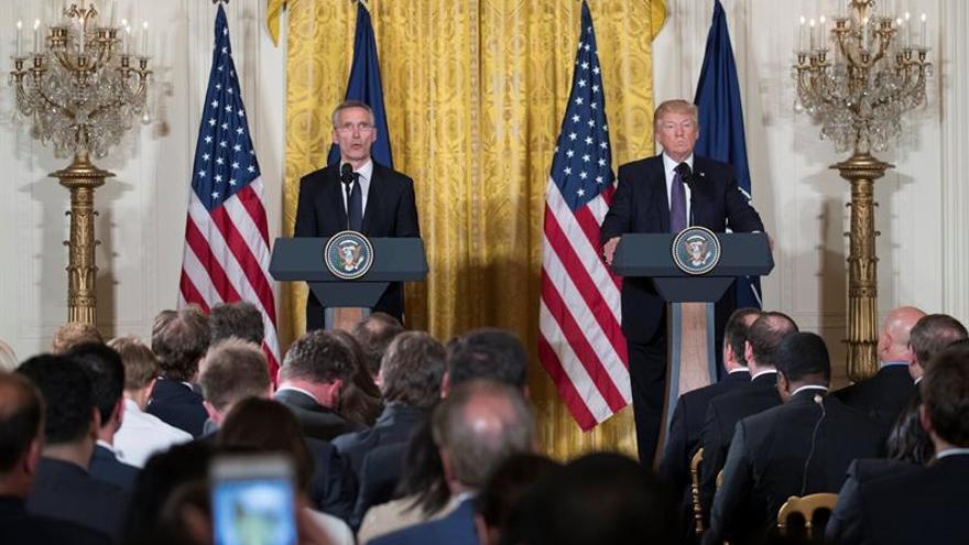 """Trump dice que la relación de EE.UU. con Rusia puede estar en """"su punto más bajo"""""""