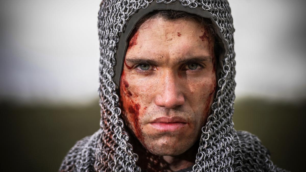 Jaime Lorente, de nuevo al mando de 'El Cid'