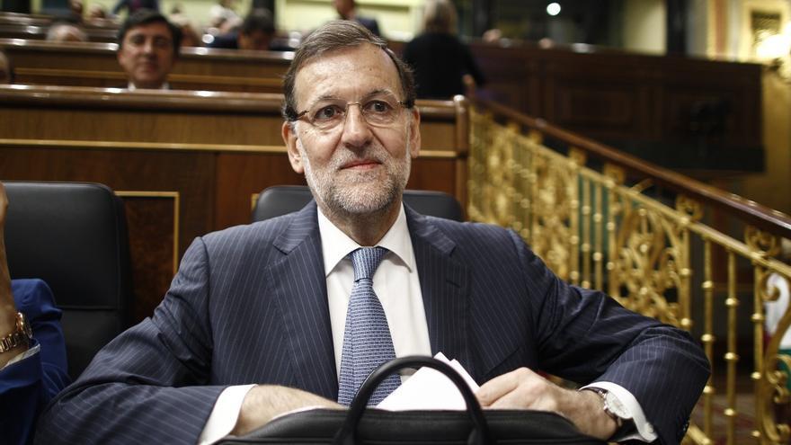 PSOE, IU-ICV-CHA, UPyD presentan enmienda de totalidad a los proyectos anticorrupción que defenderá Rajoy el día 27