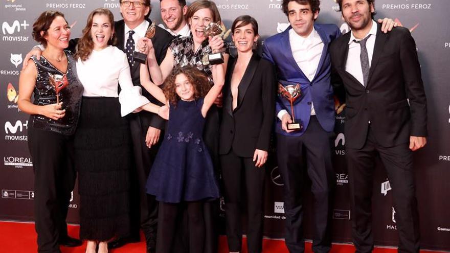 """""""Verano 1993"""" triunfa en los Premios Feroz y Javier Gutiérrez hace doblete"""