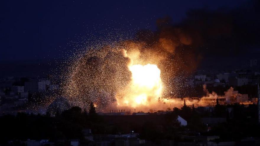 El Pentágono espera arrebatar pronto la ciudad siria de Al Shadadi al EI
