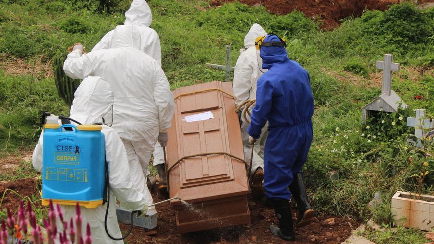 Venezuela llega a 3.558 muertos por covid-19 desde el inicio de la pandemia