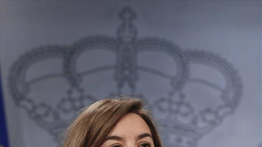 Sáenz de Santamaría asistirá en Barcelona a la ceremonia religiosa por Lara