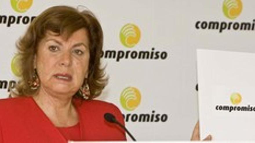 Nardy Barrios, presidenta de Compromiso por Gran Canaria.