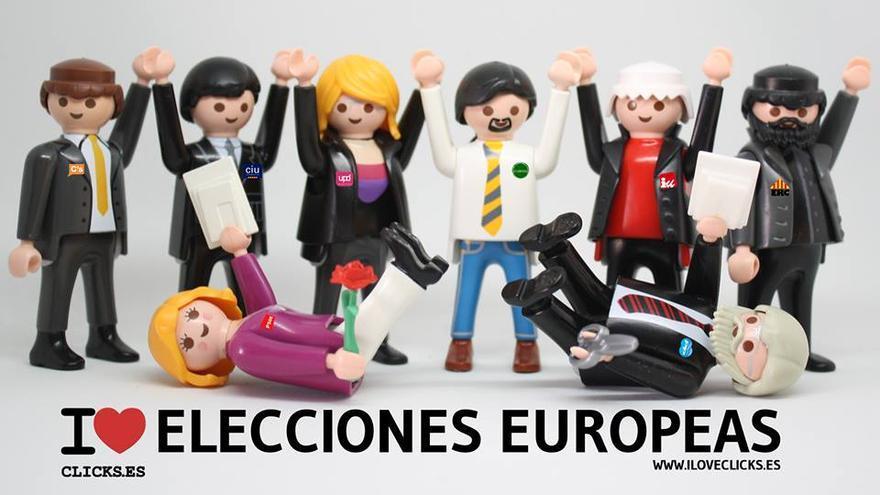 I love Elecciones Europeas