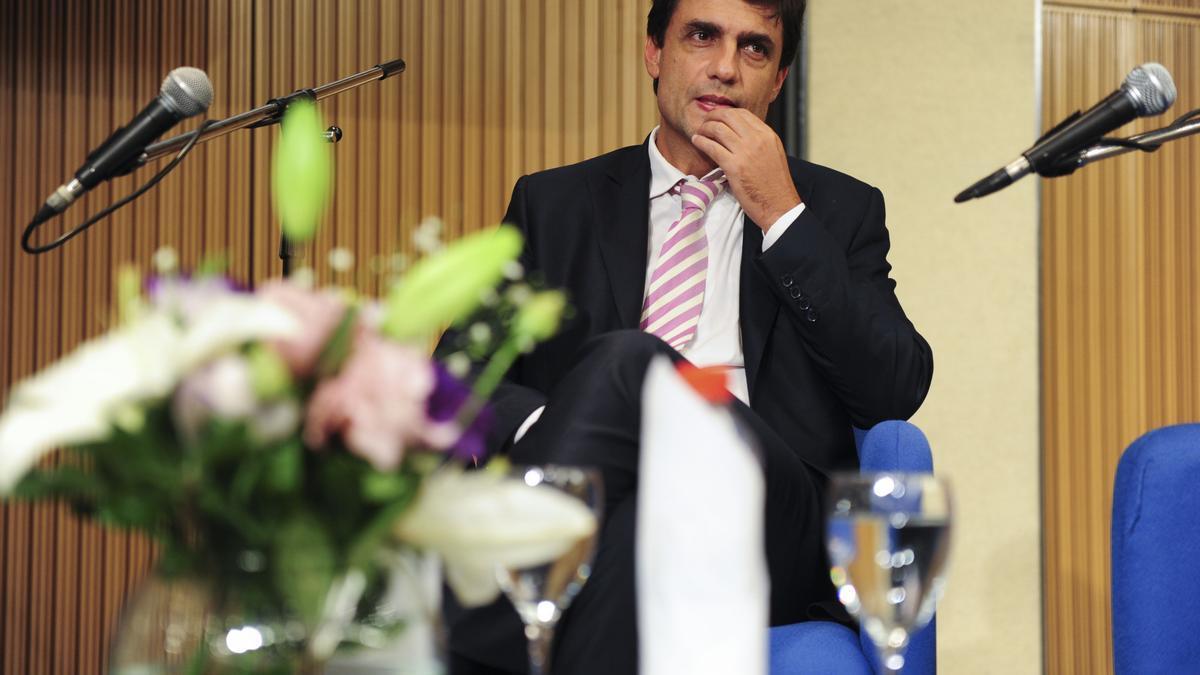 Hernán Lacunza, ex ministro de Economía