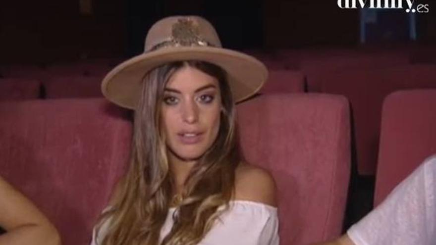 La 'coach' Dulceida se confiesa sobre el vídeo de su sexualidad