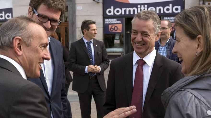 Urkullu pide un acuerdo con el Estado sobre Euskadi como nación sin rupturas