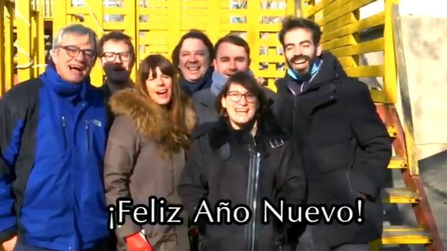 Los corresponsales españoles en China