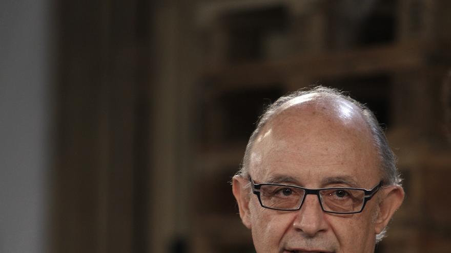 Cristóbal Montoro insiste en que no tiene dinero para cumplir la Disposición Adicional Tercera