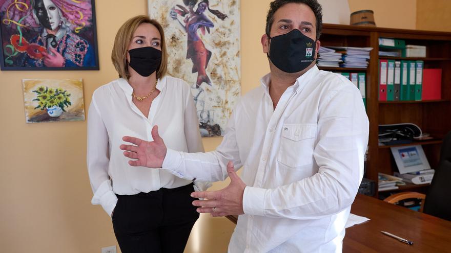 El Verger somete a reprobación al alcalde (PSPV), de los primeros vacunados