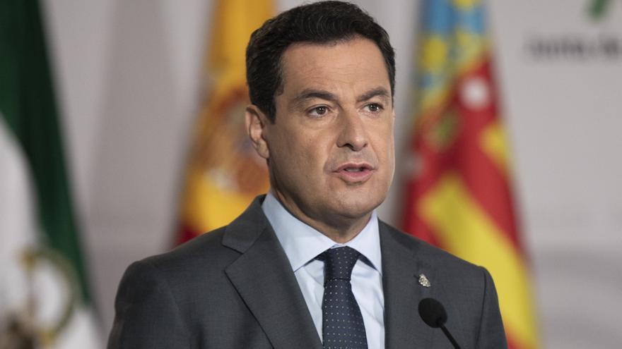 Moreno anuncia reuniones con Feijóo, Díaz Ayuso y Fernández Mañueco sobre financiación y no descarta con Urkullu