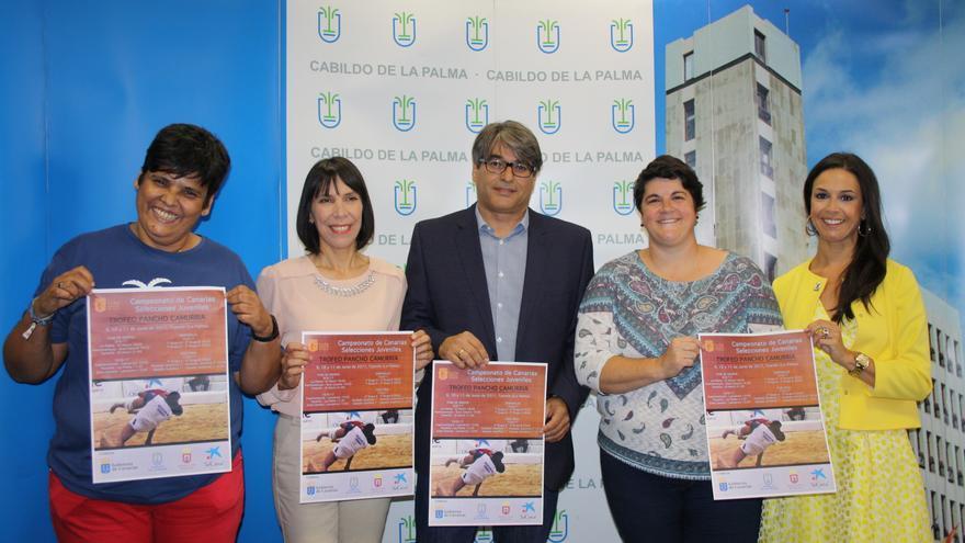 Presentación, este jueves, del Torneo Pancho Camurria.