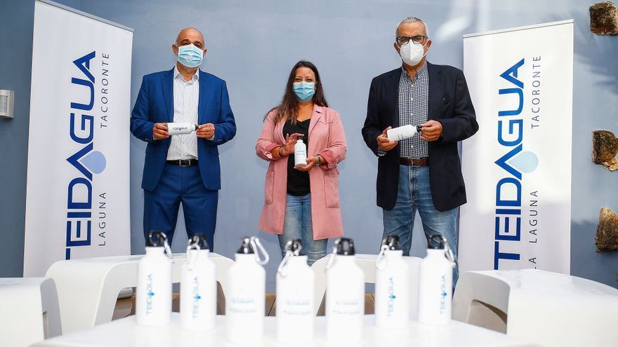 La Fundación del CB Canarias lucha contra el plástico