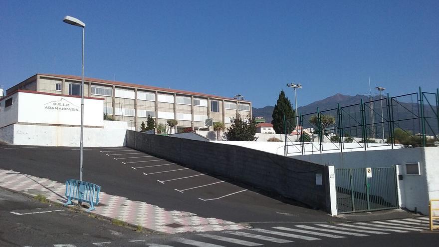 Colegio Adamancasis de El Paso.  (Foto:  AMPA CEIP Adamancasis)