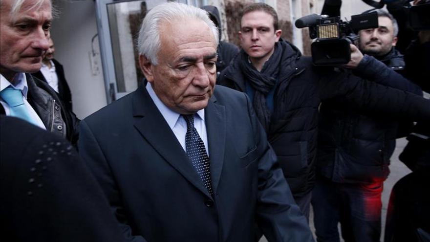 """Strauss-Kahn carga contra las condiciones """"espantosas"""" del rescate de Grecia"""