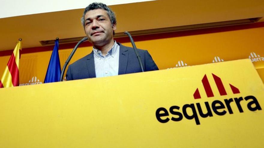 ERC pide al PSC que no expulse a sus diputados coherentes con su programa