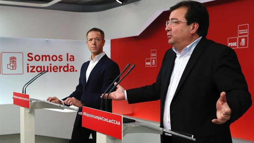 El PSOE recuerda que Maragall abandonó el PSC y es responsable de sus decisiones