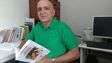 El catedrático Justo Roberto Pérez Cruz.