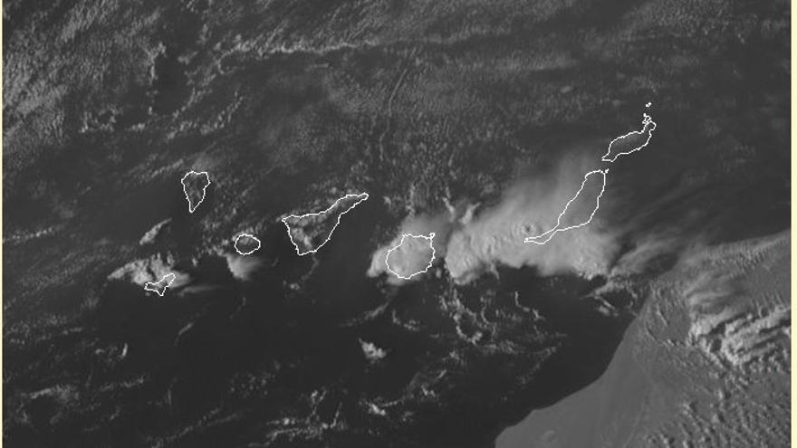 Precipitaciones en Canarias (AEMET)