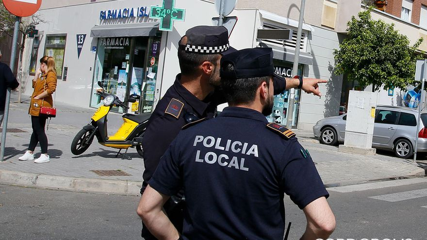 Policía Local de Córdoba | MADERO CUBERO