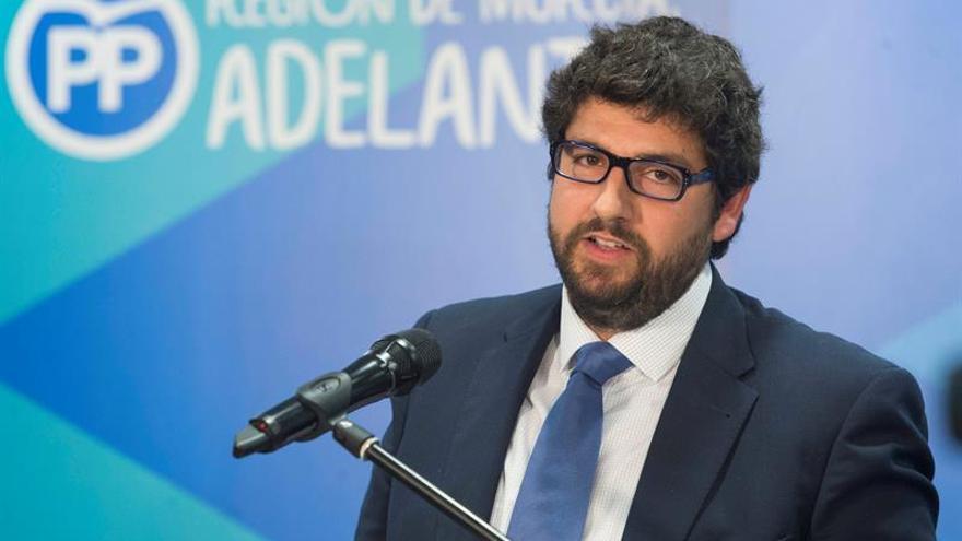 El PP votará a favor de la supresión de los aforamientos en Murcia