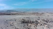 Espacio en que se producirá el proyecto turístico que pretende llevar a cabo en Arico.
