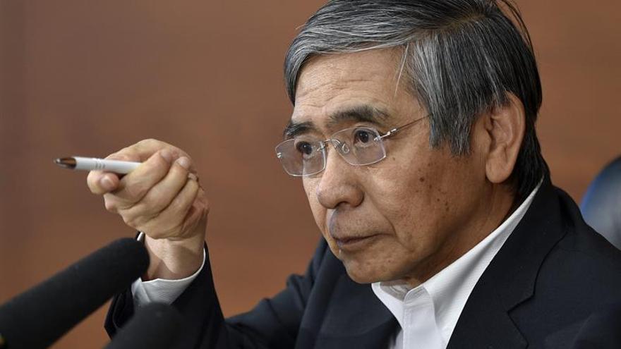 """El Banco de Japón amplía el programa flexibilizador ante los efectos del """"brexit"""""""