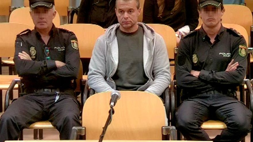 La fiscal mantiene la pena de 77 años de prisión para el pederasta de Ciudad Lineal