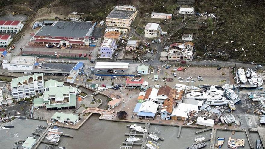 """La ONU lamenta la """"inmensa destrucción"""" por el paso de Irma por el Caribe"""