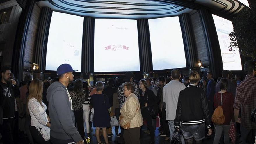 Portugal emula la fiesta española del cine tras el peor año para sus salas