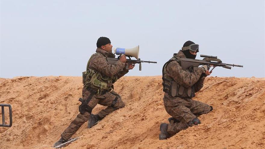 Túnez subraya que su acción en la frontera con Libia protege a Europa