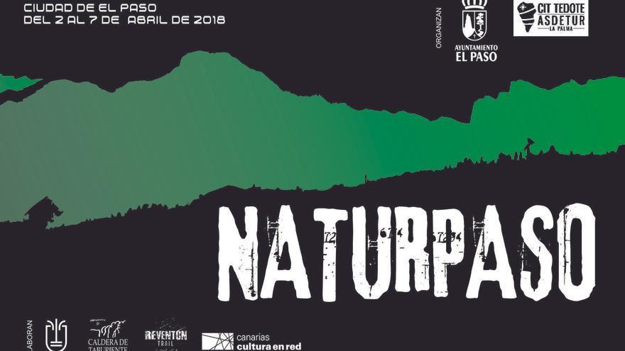 Cartel de NaturPaso 2018.