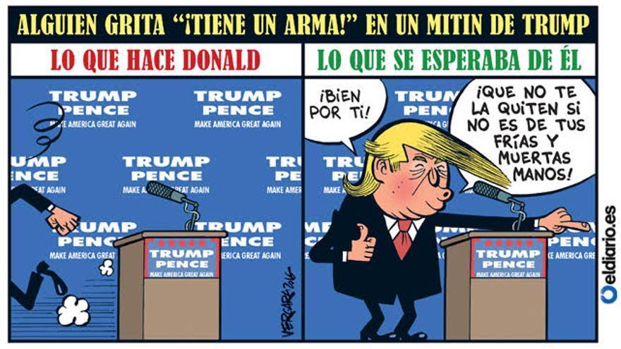 Trump en Nevada