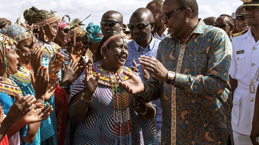 Kenia inaugura el mayor parque eólico de toda África
