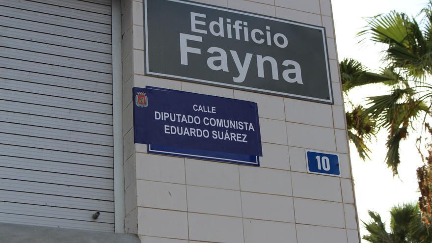 El Partido Comunista propone cambiar el nombre de la Avenida Marítima de la capital grancanaria por Avenida Diputado comunista Eduardo Suárez