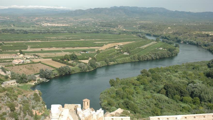 Los embalses del Ebro generan el 4 % de la energía que consume toda España.