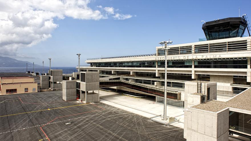 Aeropuerto de La Palma / AENA