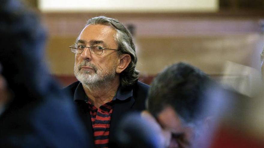 Francisco Correa, cabecilla de la trama Gürtel.