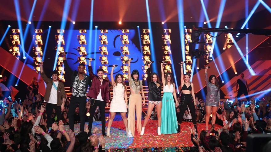 En directo: gala de preselección del representante de España para Eurovisión