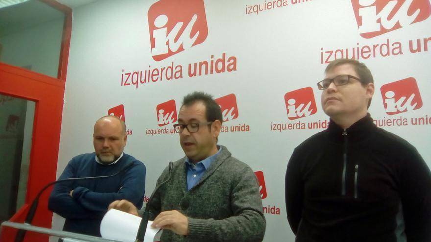 Rueda de prensa, hoy, de IU Castilla-La Mancha
