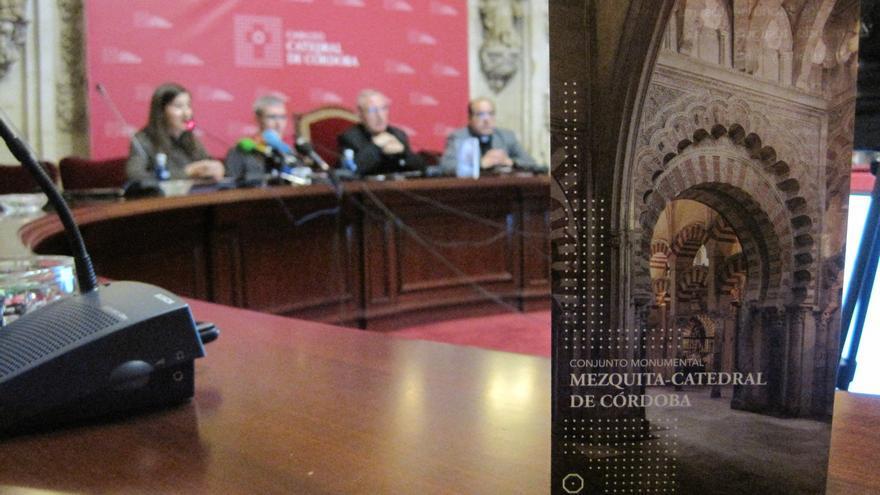 Presentación de la nueva denominación del Conjunto Monumental Mezquita-Catedral de Córdoba.