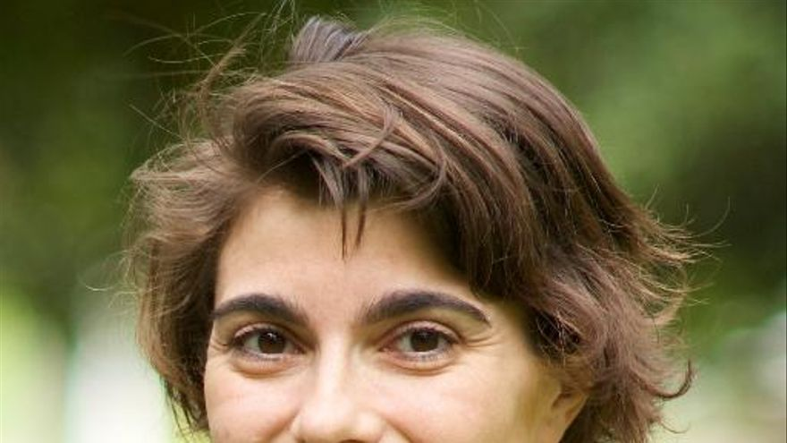 Rosa Martínez, coordinadora de Elkarrekin Podemos