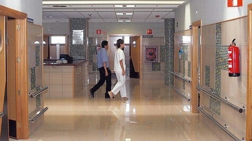 Centro de salud de Maspalomas