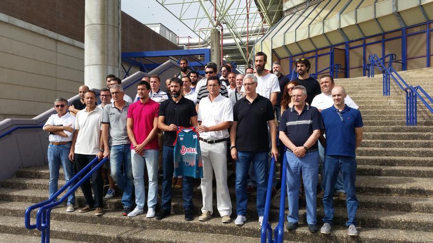 Trabajadores del C.D.B Sevilla piden que la entidad no desaparezca