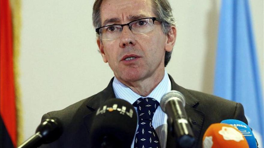 La ONU está preparada para sancionar a quien amenace el diálogo en Libia